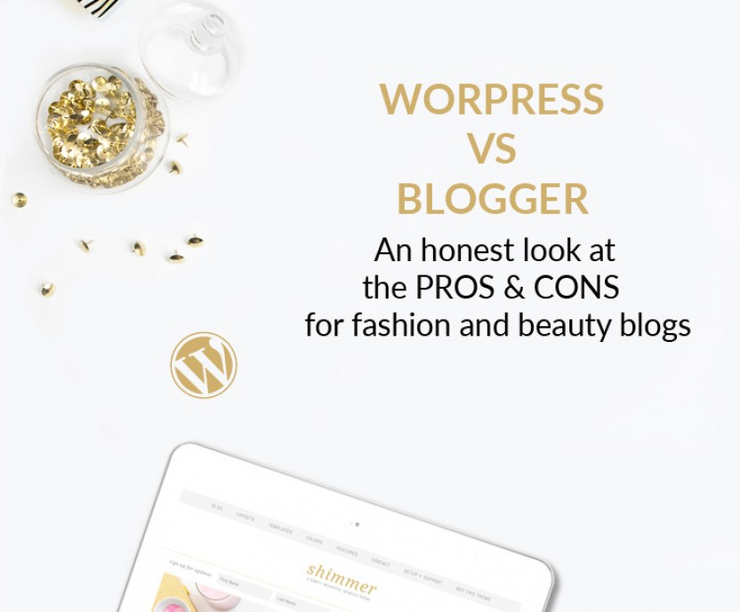Blogger vs WordPress: The complete List of Pros and Cons
