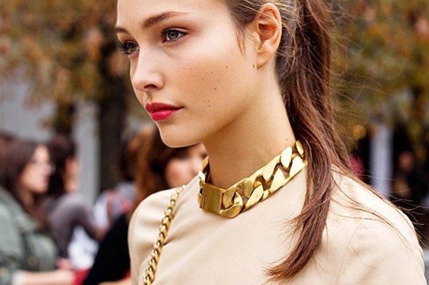 Le collane girocollo sono tornate: 5 modi per indossarle