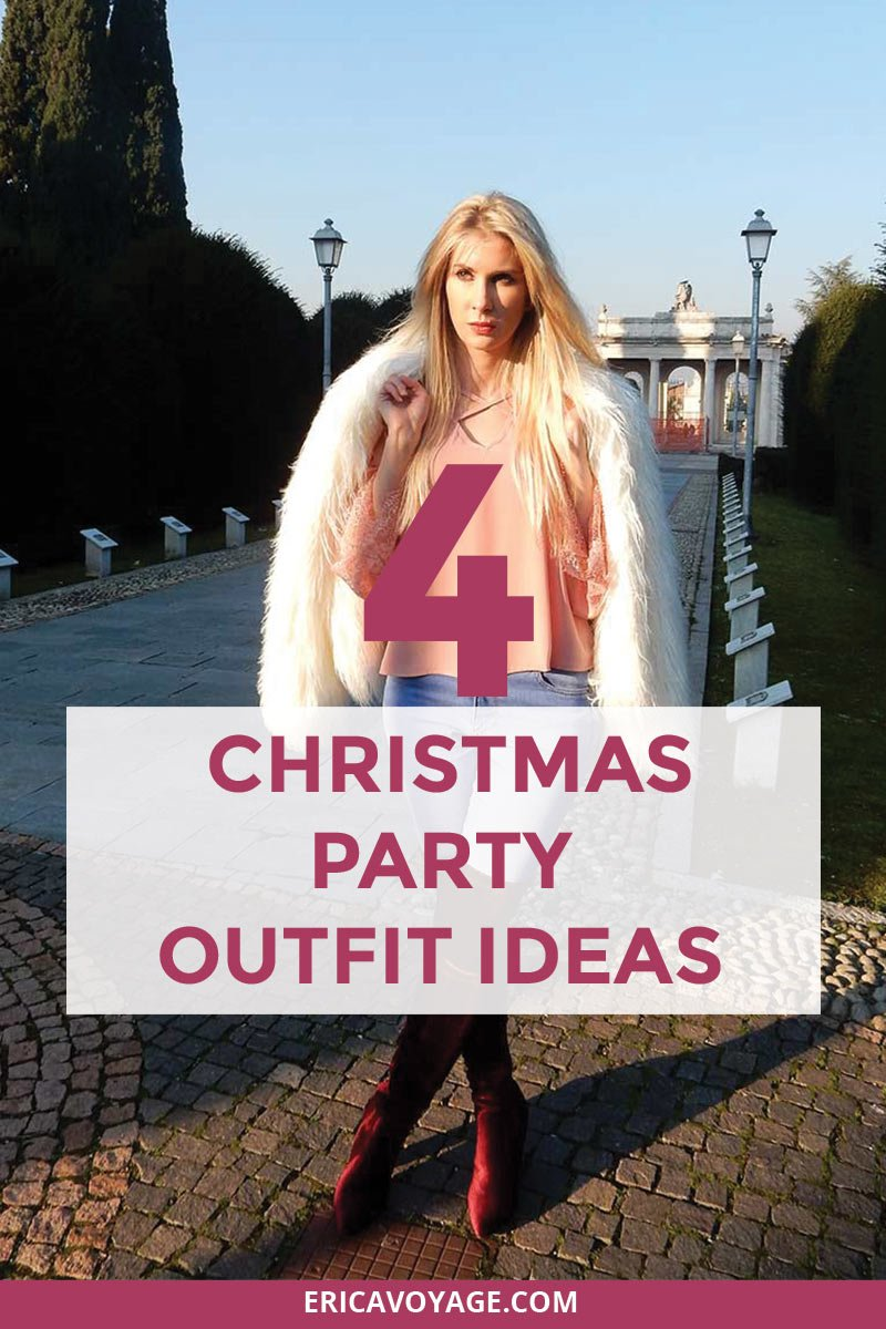 4 Christmas party outfit ideas to rock the holidays season