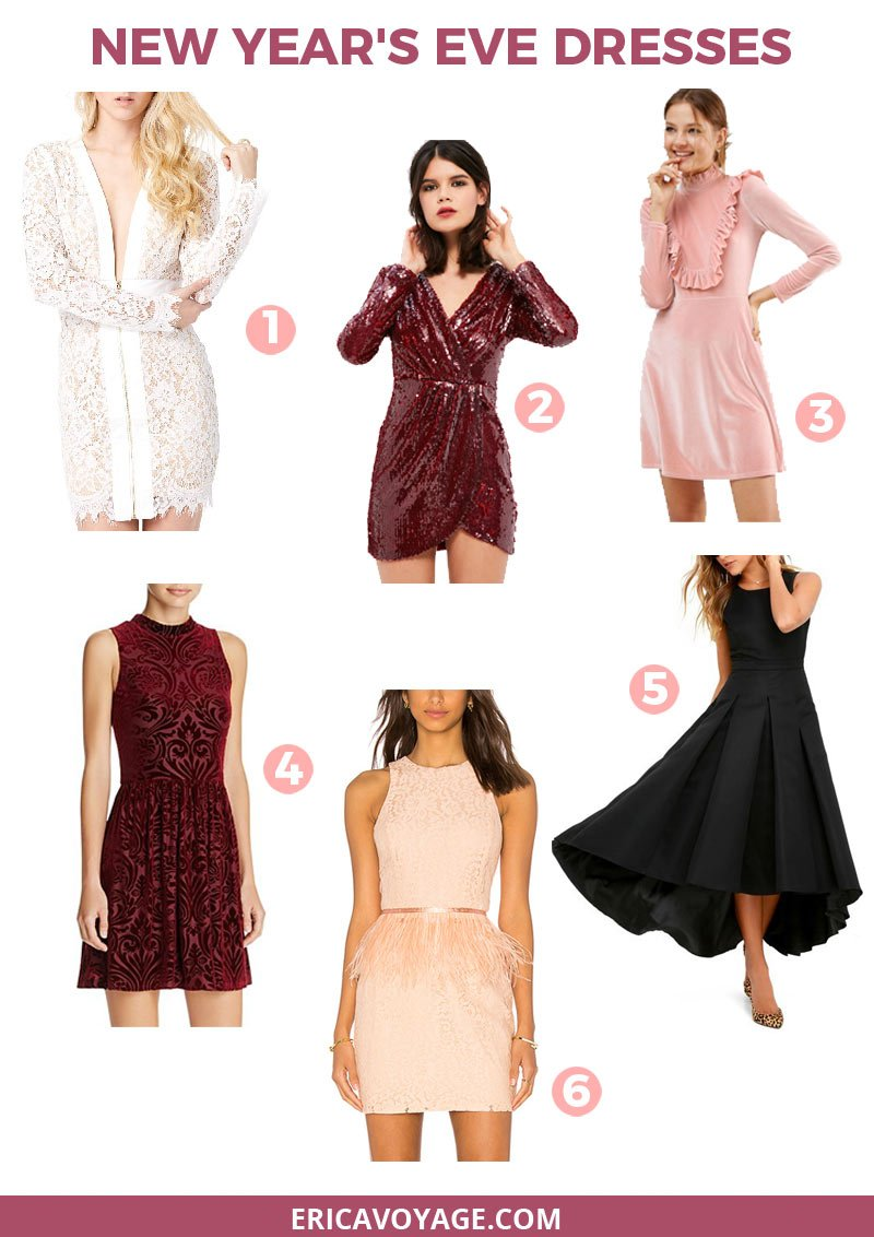 10 new year 39 s eve party dresses under 100 to ring in 2017 for New year party dresses