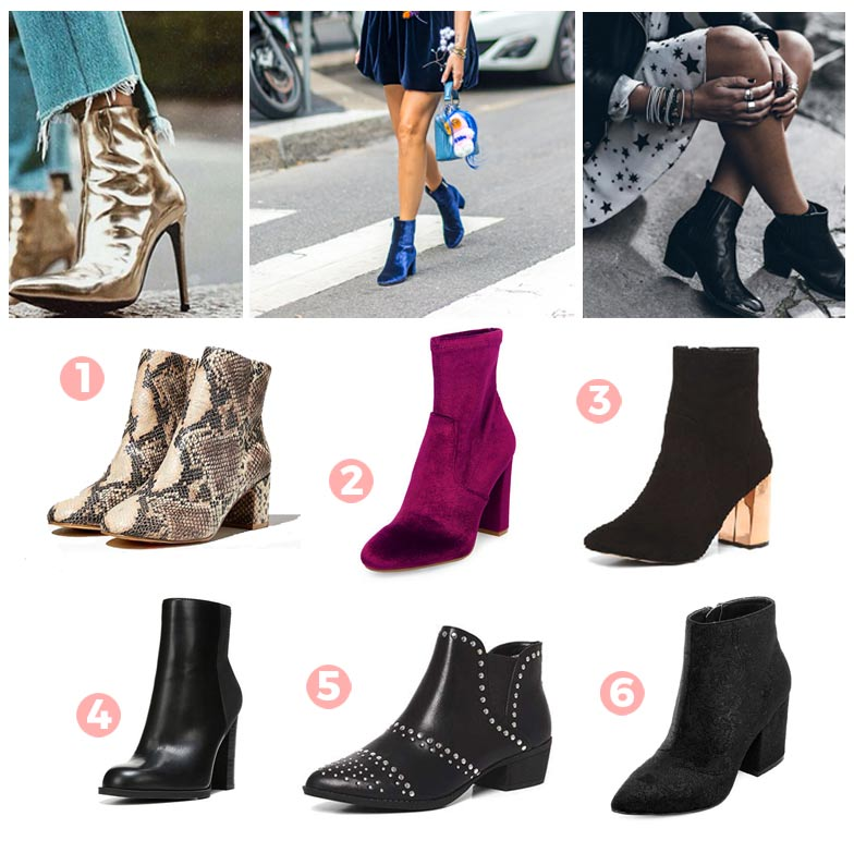 9 must have ankle boots every girl needs right now