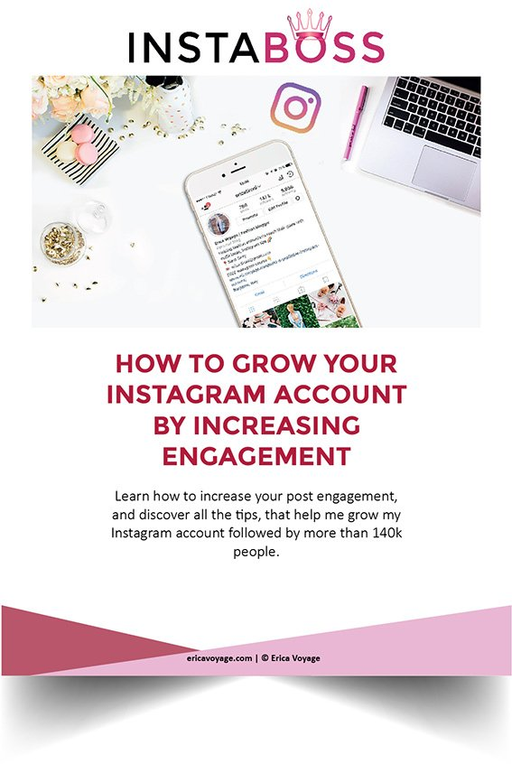HOW TO GROW YOUR INSTAGRAM ACCOUNT BY INCREASING ENGAGEMENT