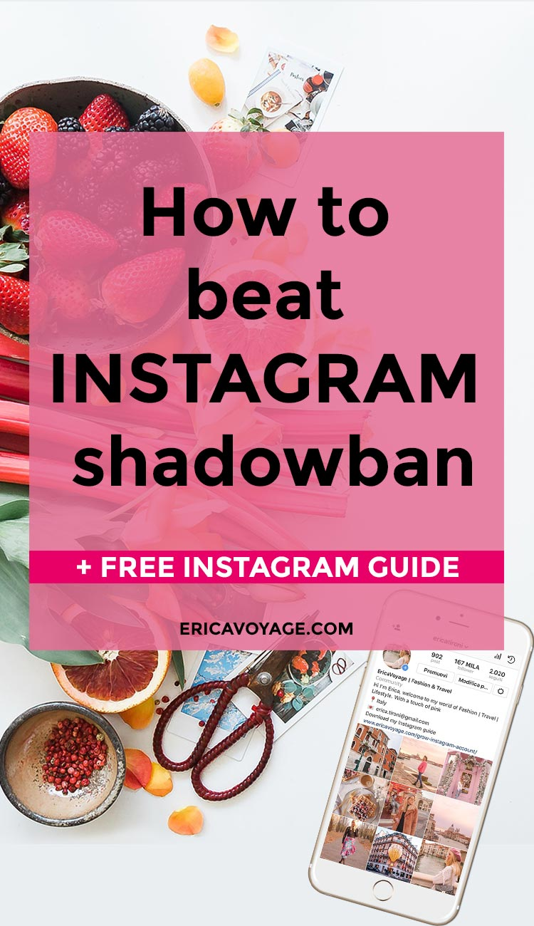How to beat Instagram shadowban