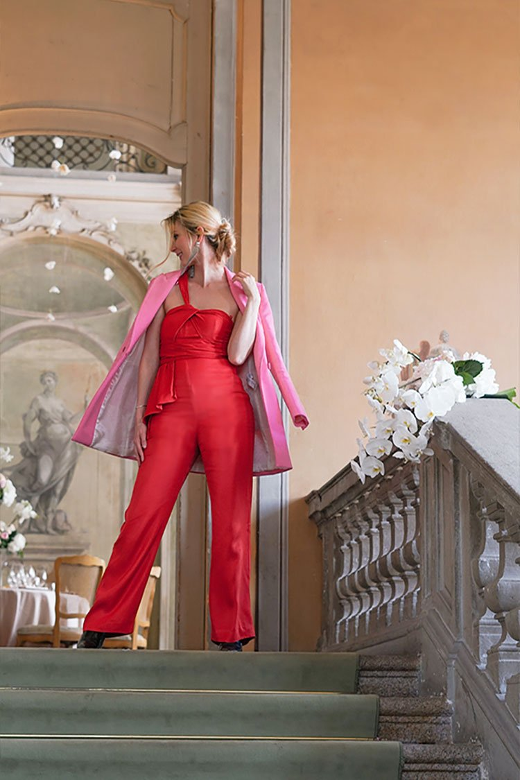How to Wear Red and Pink Together like a pro: color trend